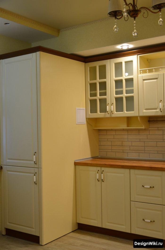 планировка кухни 10 кв м