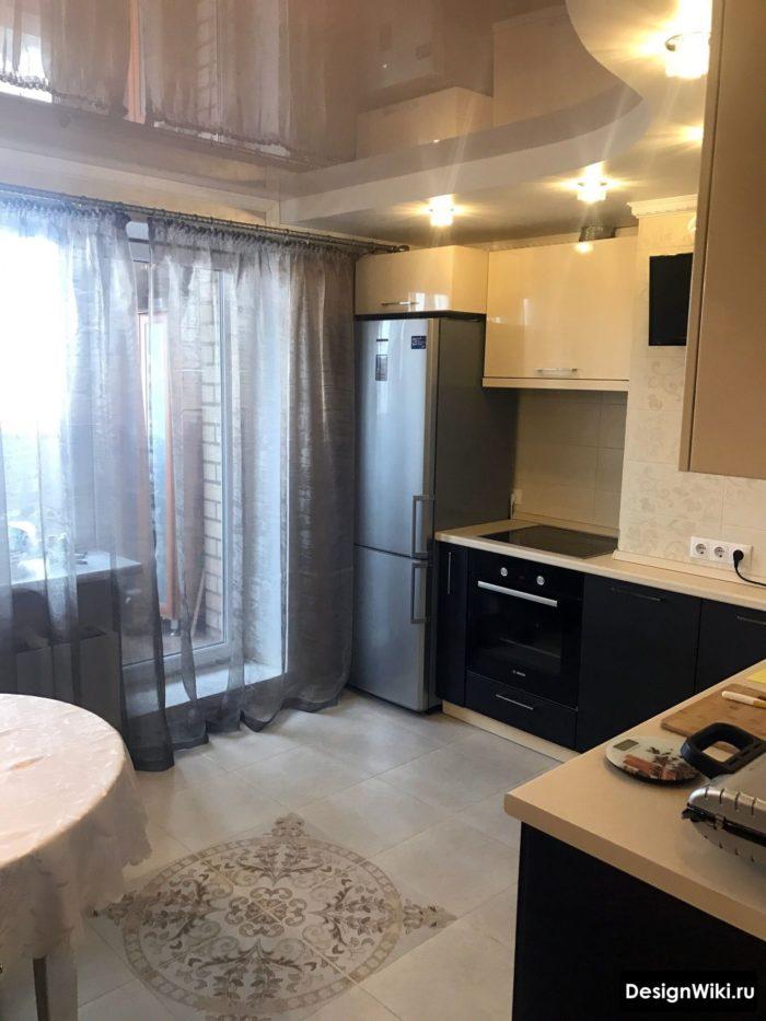 угловые кухни дизайн проекты 12 кв