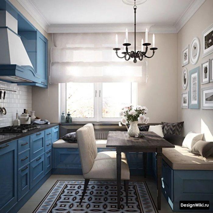 угловые кухни дизайн проекты 12